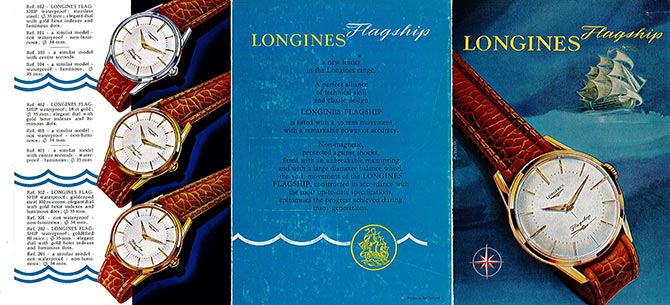 Brochure Flagship ENG 1943 1968