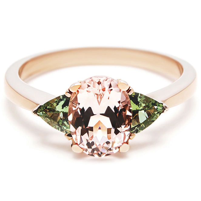 Porter Gulch morganite ring | JCK On Your Market