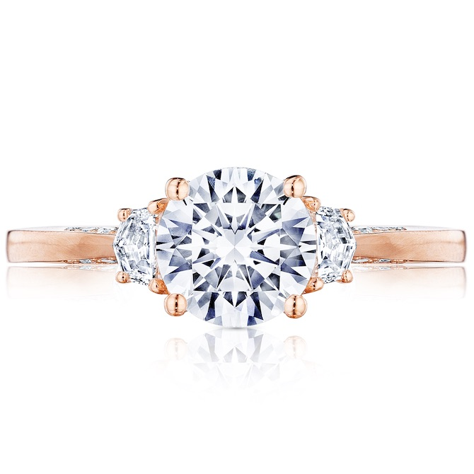 Tacori Simply Tacori engagement ring | JCK On Your Market