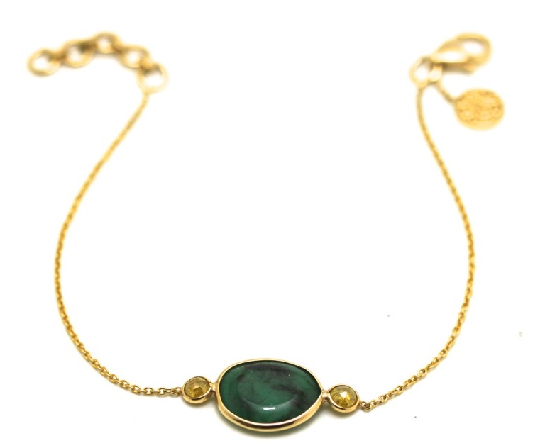 Tresor emerald bracelet | JCK On Your Market