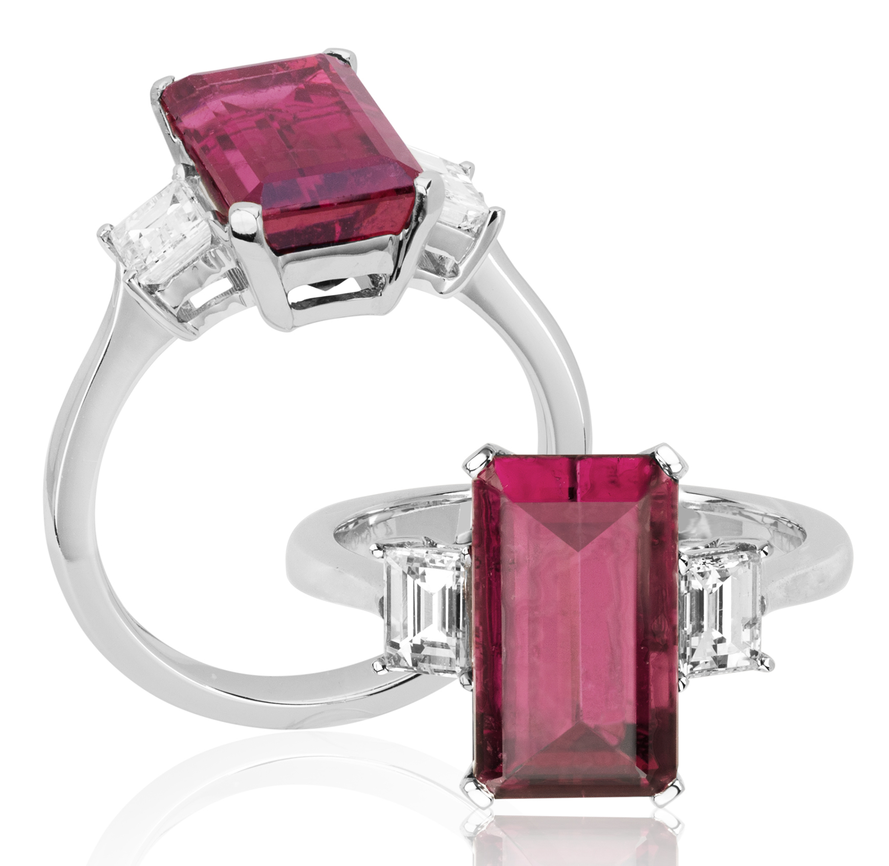 Artistry Ltd pink tourmaline ring | JCK On Your Market