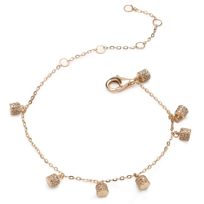 Lee Jones Diamond Fairy Dust bracelet | JCK On Your Market