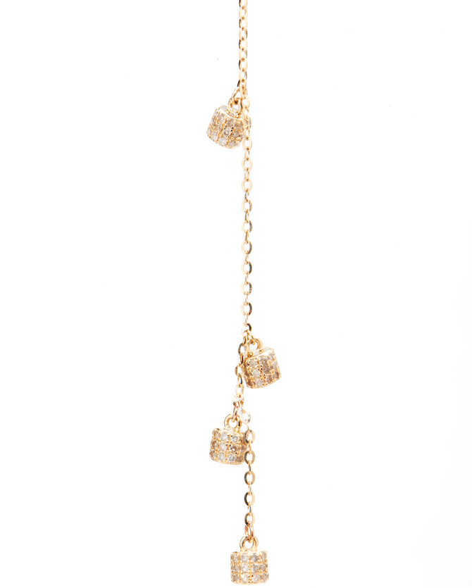 Lee Jones Diamond Fairy Dust lariat | JCK On Your Market