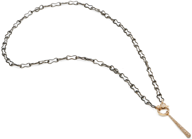 Lee Jones mixed metal luxe chain | JCK On Your Market