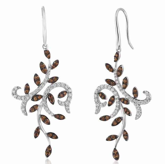 Le Vian vine earrings | JCK On Your Market