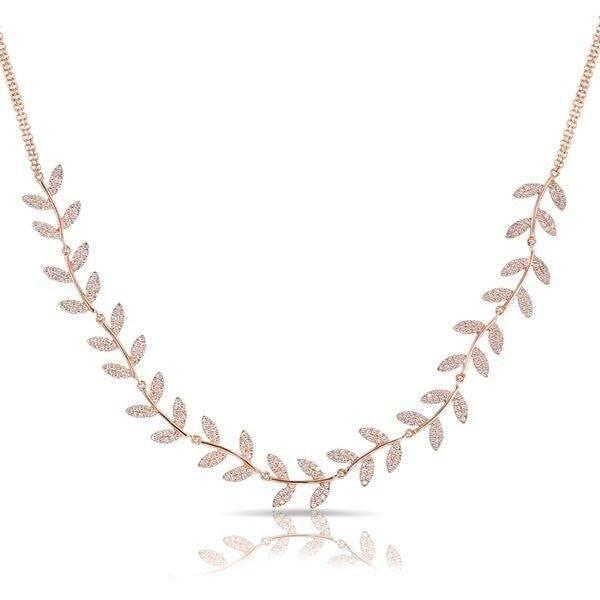 dogeared sterling gold on vine the love silver necklace dipped