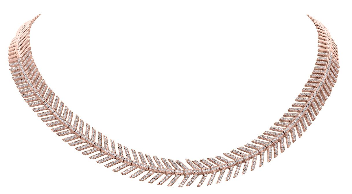 Shy Creation vine necklace | JCK On Your Market