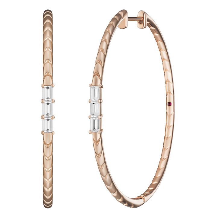 Selin Kent Rhea hoop earrings | JCK On Your Market