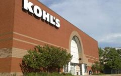Kohls store exterior