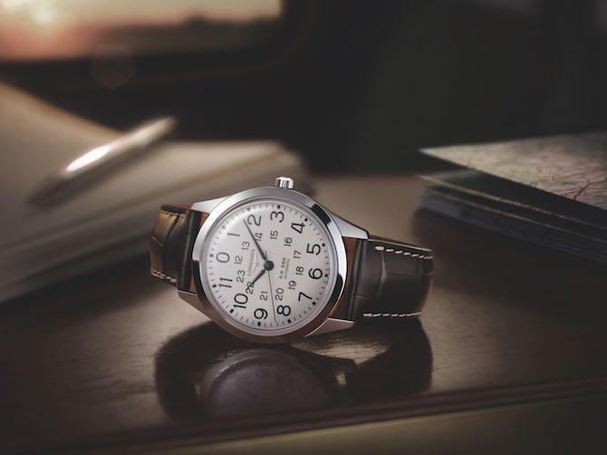 New Longines RailRoad watch