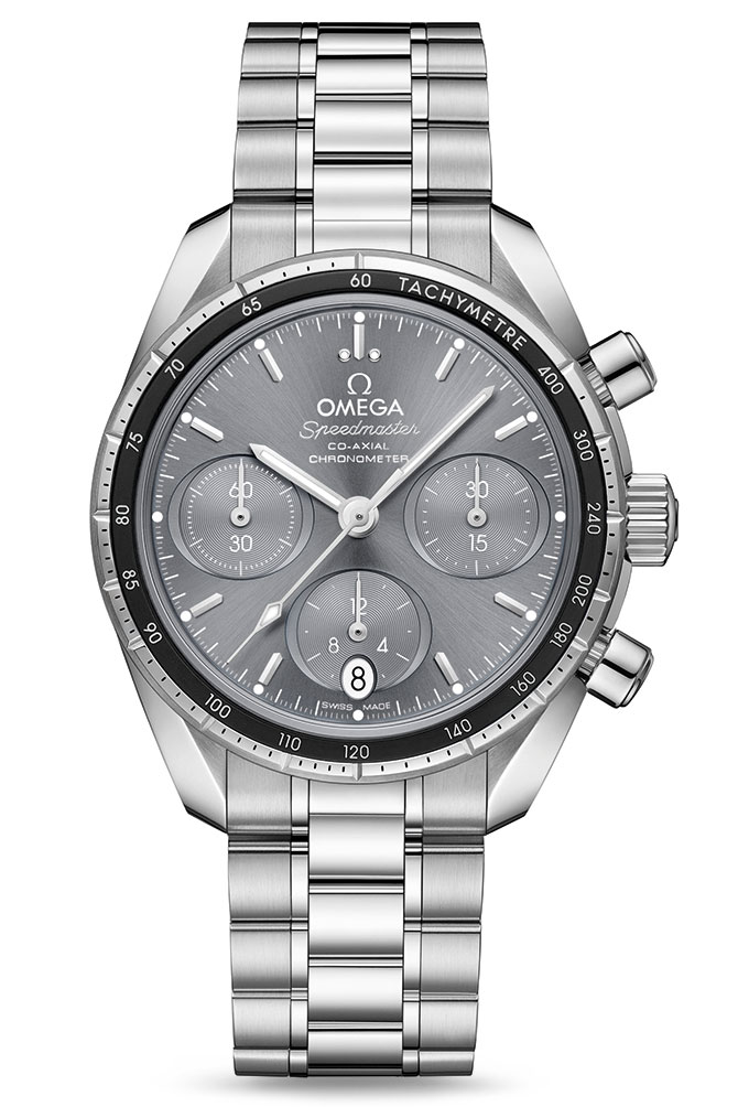 Omega speedmaster chronometer watch