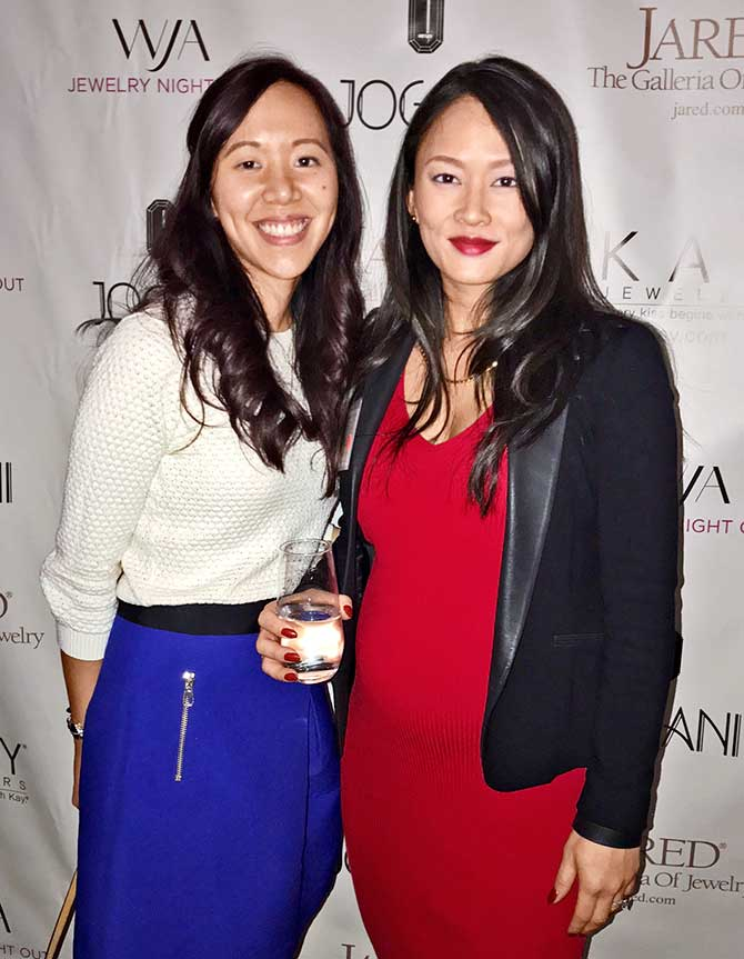 WJA LA chapter Jewelry Night Out