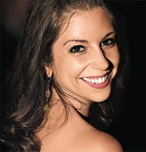 JCK managing editor Melissa Rose Bernardo
