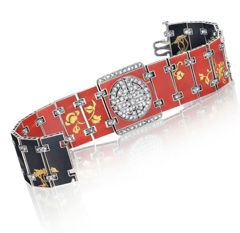 Verger Freres reversible bracelet