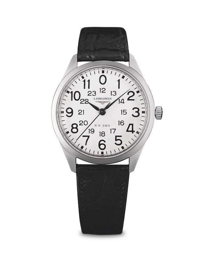 Original Longines Railroad watch