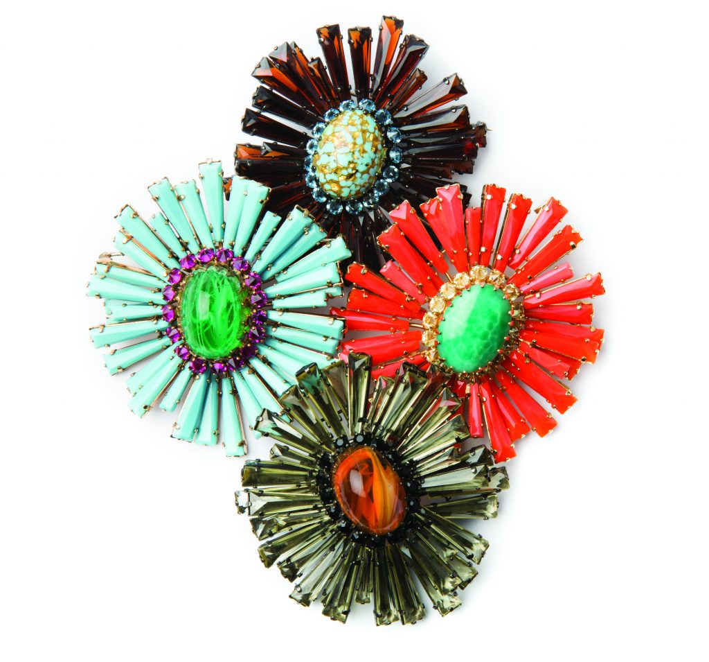 Schreiner-Brooches-Costume-Jewelry