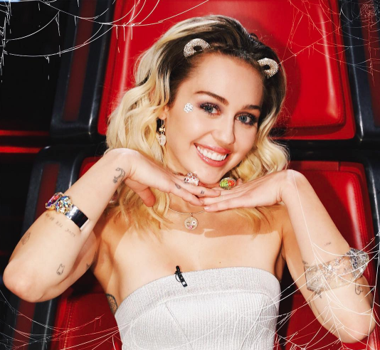 Trend File: Miley Cyrus, Jewelry Provocateur - JCK