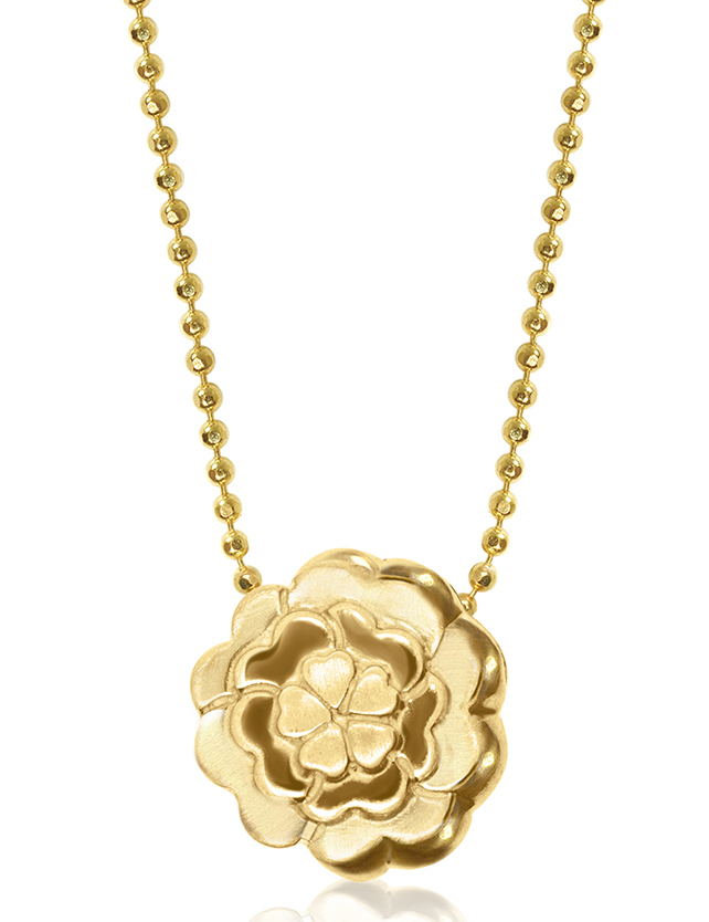 Alex Woo Coco marigold pendant | JCK On Your Market
