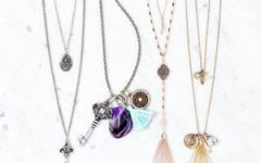 Charming Charlie necklace assortment