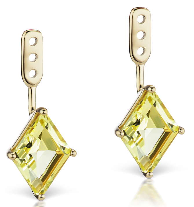 Jane Taylor Cirque kite earrings | JCK On Your Market