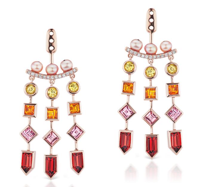 Jane Taylor multicolor earring jackets | JCK On Your Market