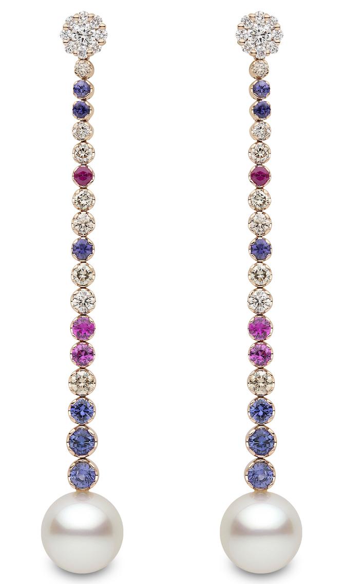 Yoko London Calypso drop earrings | JCK On Your Market