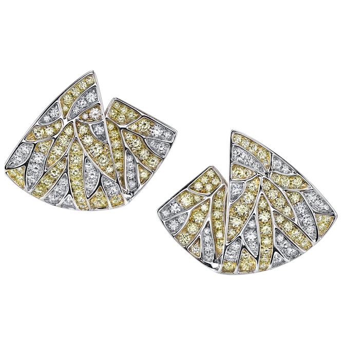 Butani diamond statement earrings | JCK On Your Market