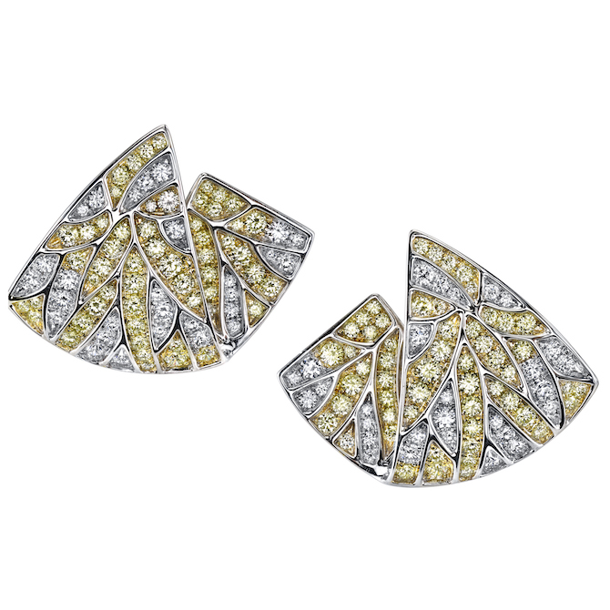 Butani diamond earrings | JCK On Your Market