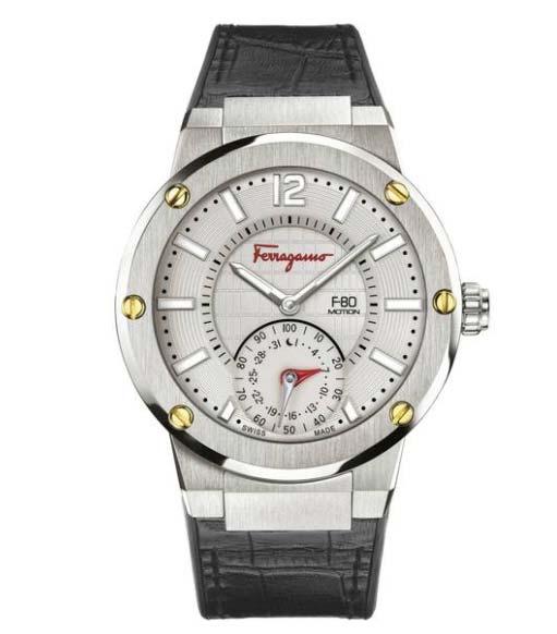 Ferragamo wearable F Motion watch