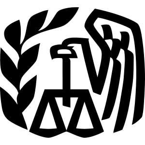 Internal Revenue Service IRS logo eagle