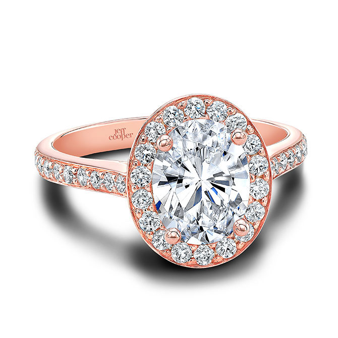 JEff Coooper Camila Engagement Ring