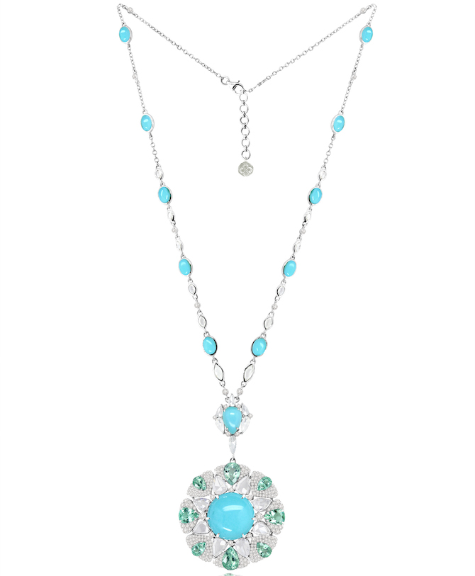 Sutra turquoise necklace | JCK On Your Market