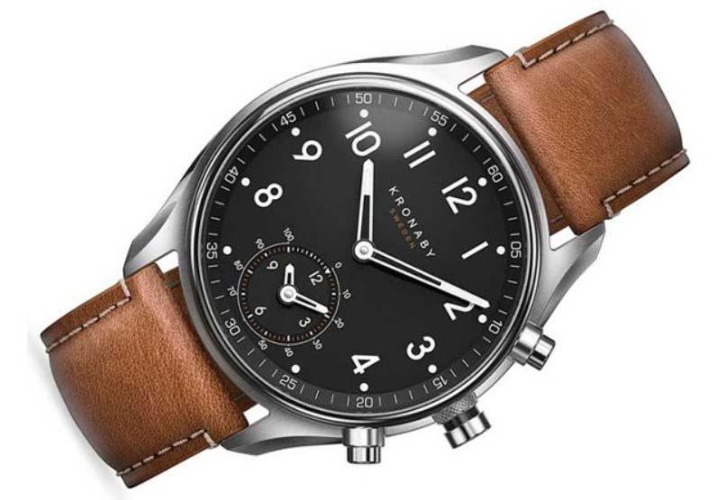 Kronaby Apex smartwatch