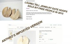 Laurel Hill Jewlery Anthropologie knockoff