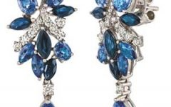 Le Vian sapphire earrings