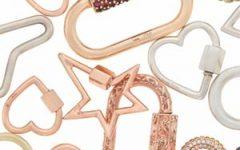 Marla Aaron locks jewelry