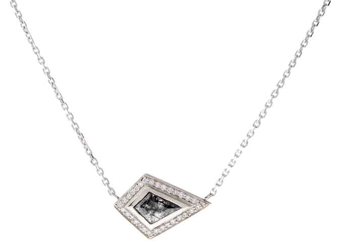 Kaali Designs Maya diamond necklace