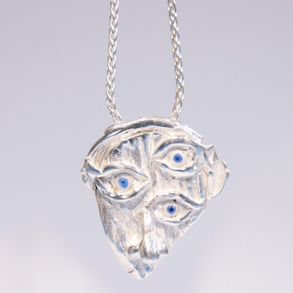 Coline Assade Eye See You pendant