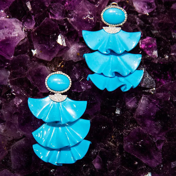 70606f2a7d6 Glamorous Turquoise Jewelry for a Blue Christmas