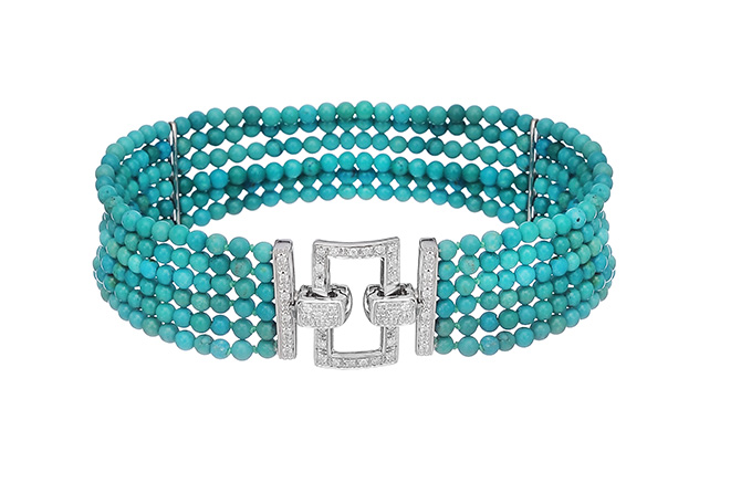 Spallanzani Turquoise Bracelet