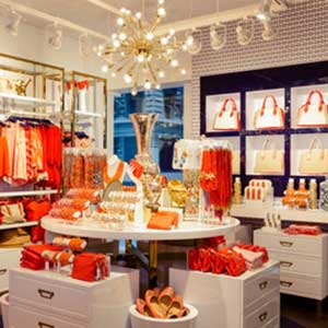 Charming Charlie store interior