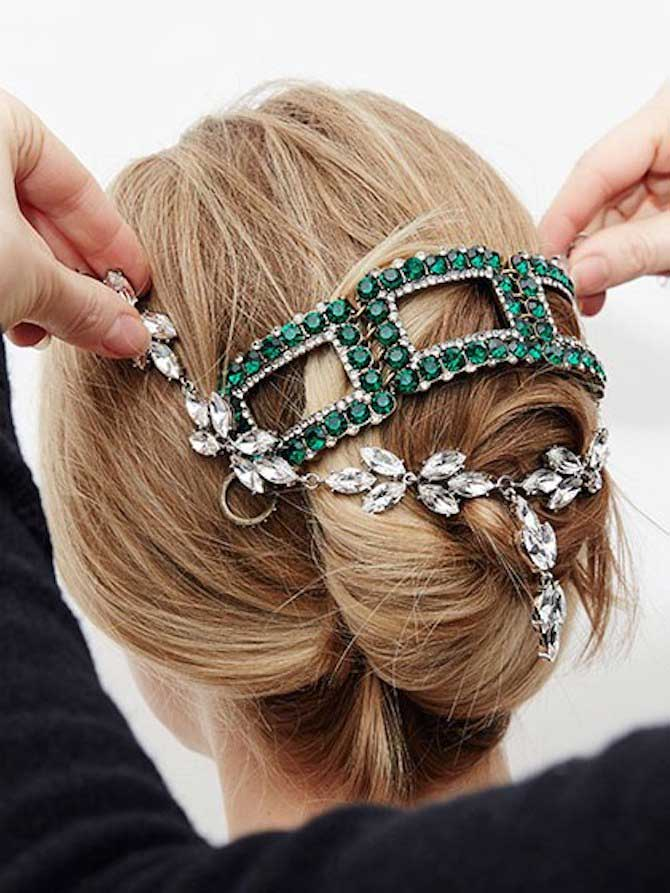 hair ideas 2016 02 bracelets earrings-brooches via allure style by Teddi Cranford
