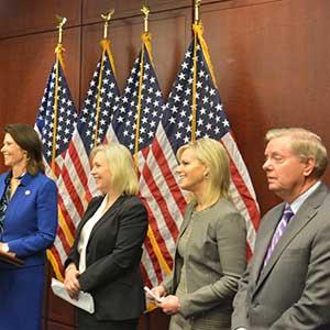 sponsors of sexual harassment arbitration bill