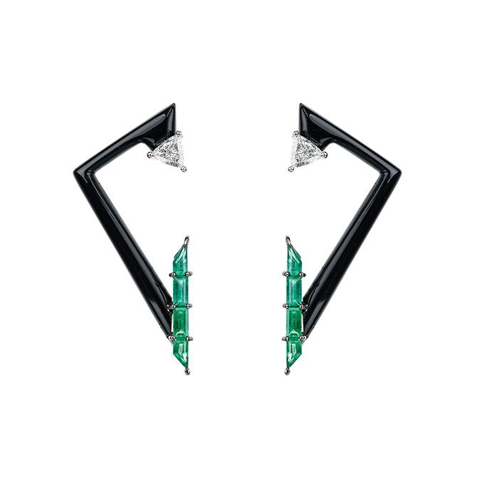 1 Nikos Koulis Earrings
