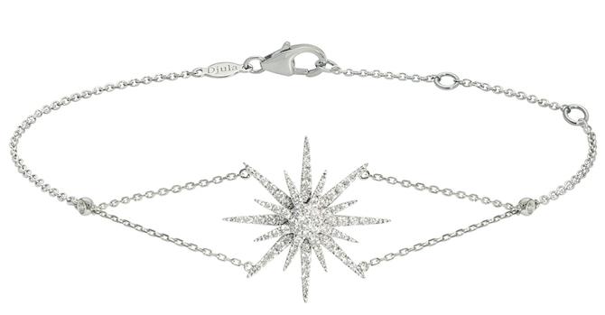 Djula diamond Sun bracelet
