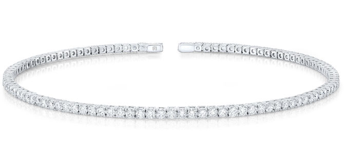 Rahaminov diamond choker necklace