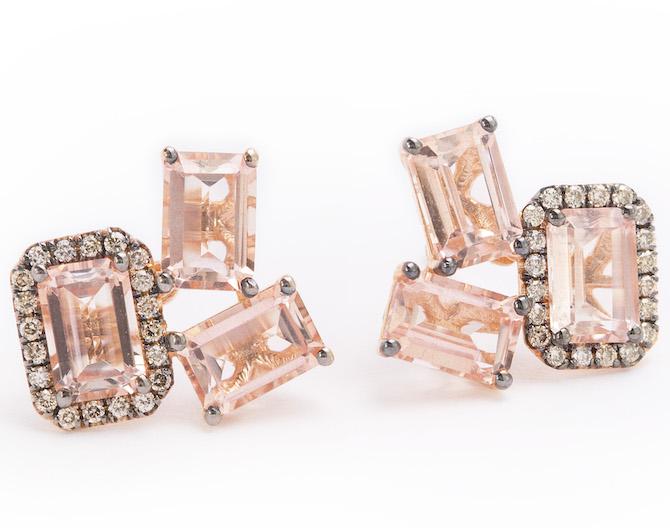 Suzanne Kalan Amalfi morganite earrings