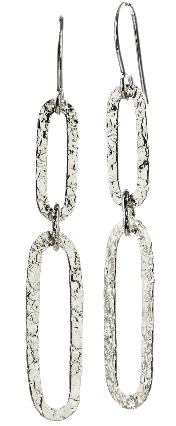 Nina Nguyen Starlight silver earrings