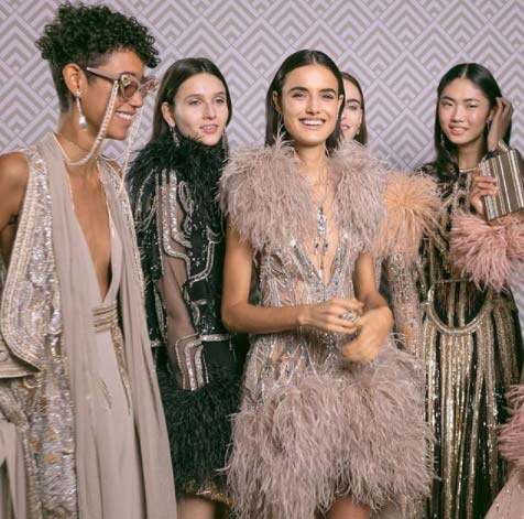 Elie Saab Spring spring 2018 couture jewelry group