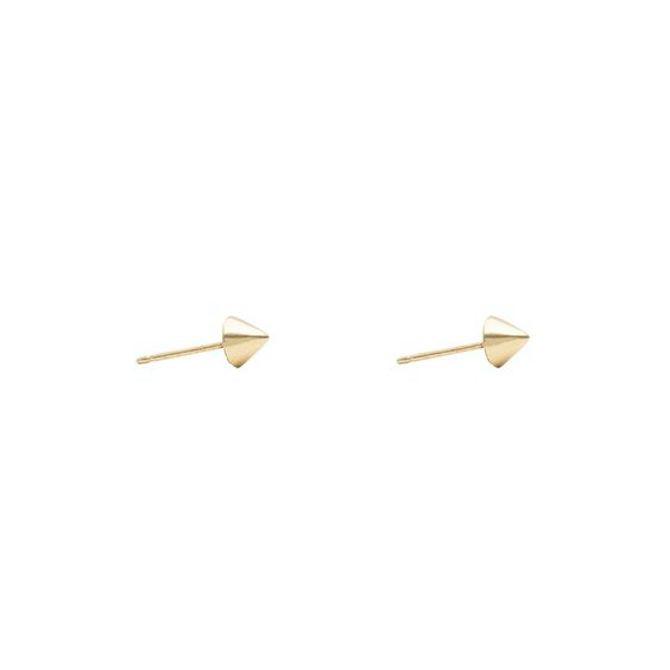 Fox and Bond Stud Earrings